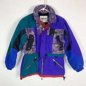 Obermeyer Ski Snowboard Jacket Juniors 14 or Small